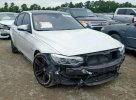 Lot #1433885462 2015 BMW M3 salvage car