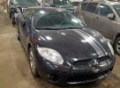 Lot #1459204900 2007 MITSUBISHI ECLIPSE GS salvage car