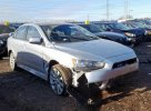 Lot #1466471925 2011 MITSUBISHI LANCER GTS salvage car