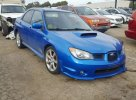 Lot #1468917480 2006 SUBARU IMPREZA WR salvage car