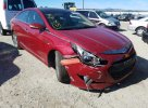 Lot #1470866692 2013 HYUNDAI SONATA HYB salvage car