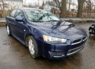 Lot #1472722362 2014 MITSUBISHI LANCER SE salvage car