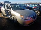 Lot #1472769352 2008 HYUNDAI ELANTRA GL salvage car