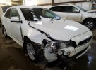 Lot #1472781808 2009 MITSUBISHI LANCER GTS salvage car