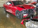 Lot #1473370680 2017 DODGE CHARGER R/ salvage car