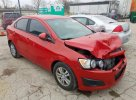 Lot #1477053958 2012 CHEVROLET SONIC LS salvage car