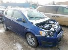 Lot #1477650582 2012 CHEVROLET SONIC LT salvage car