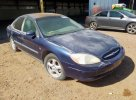 Lot #1477664828 2001 FORD TAURUS SES salvage car