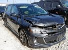 Lot #1480133765 2017 CHEVROLET SONIC LT salvage car