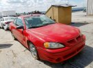 Lot #1521721370 2004 PONTIAC GRAND AM G salvage car