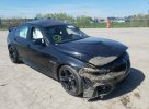 Lot #1540658885 2016 BMW M3 salvage car
