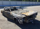 Lot #1541107230 1965 FORD MUSTANG salvage car