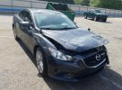 Lot #1560646452 2014 MAZDA 6 TOURING salvage car