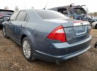 Lot #1636541702 2012 FORD FUSION HYB