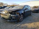 Lot #1637606762 2015 FORD FUSION TIT