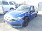 Lot #1639152120 2016 HONDA CIVIC LX