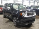 Lot #1658402142 2017 JEEP RENEGADE L