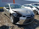 Lot #1762545188 2016 TOYOTA CAMRY LE
