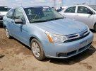 Lot #1308260536 2008 FORD FOCUS S/SE salvage car