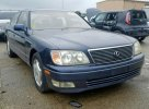 Lot #1339525106 1999 LEXUS LS 400 salvage car