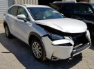 Lot #1341958596 2016 LEXUS NX 200T salvage car
