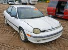 Lot #1355515206 1995 PLYMOUTH NEON SPORT salvage car