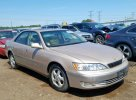 Lot #1356659586 1998 LEXUS ES 300 salvage car