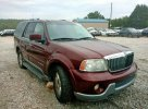 Lot #1359050569 2003 LINCOLN NAVIGATOR salvage car