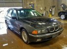 Lot #1371155789 1999 BMW 540 IT AUT salvage car