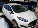 Lot #1391778569 2016 FORD FIESTA S salvage car