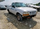 Lot #1415929896 1999 FORD RANGER salvage car