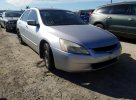 Lot #1470866763 2003 HONDA ACCORD LX salvage car