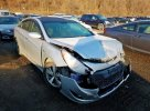 Lot #1472722523 2012 HYUNDAI SONATA HYB salvage car