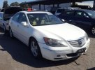 Lot #1541087593 2006 ACURA RL salvage car