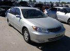 Lot #1546980499 2002 TOYOTA CAMRY LE salvage car