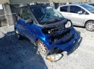Lot #1549054429 2008 SMART FORTWO PAS salvage car