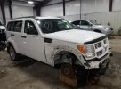 Lot #1592217826 2011 DODGE NITRO HEAT salvage car