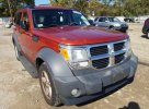 Lot #1593229933 2007 DODGE NITRO SXT salvage car