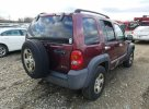 Lot #1611502403 2002 JEEP LIBERTY SP