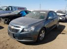 Lot #1678286263 2012 CHEVROLET CRUZE LT