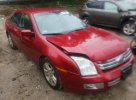 Lot #1762984226 2008 FORD FUSION SEL