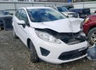 Lot #1303940687 2012 FORD FIESTA S salvage car