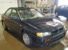 Lot #1323936674 1997 SUBARU IMPREZA L salvage car