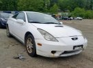 Lot #1334715291 2002 TOYOTA CELICA GT salvage car