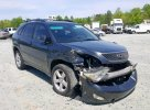 Lot #1341958001 2004 LEXUS RX 330 salvage car