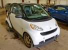 Lot #1356684574 2009 SMART FORTWO PUR salvage car