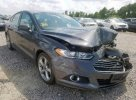 Lot #1388197451 2016 FORD FUSION S salvage car