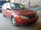 Lot #1391778474 2005 FORD FOCUS ZX5 salvage car