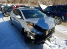 Lot #1472722267 2012 HYUNDAI ELANTRA GL salvage car