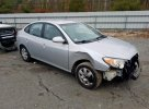 Lot #1473378711 2008 HYUNDAI ELANTRA GL salvage car